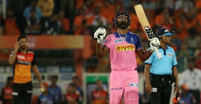 Twitter Reactions: Sanju Samson smashes the first century of IPL 2019