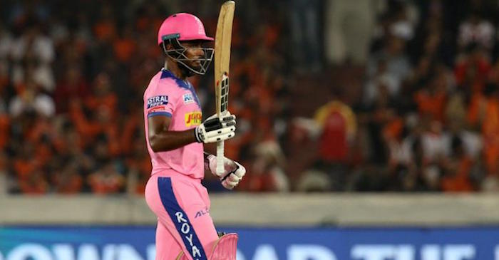 Twitter Reactions: Sanju Samson's ton goes in vain as SRH beat RR by 5 wickets