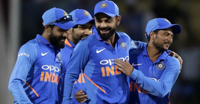 BCCI announces India's 15-man squad for the ICC Cricket World Cup 2019