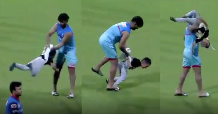 IPL 2019 – WATCH: Rishabh Pant plays with Shikhar Dhawan's son Zoravar after DC beat KKR in Kolkata