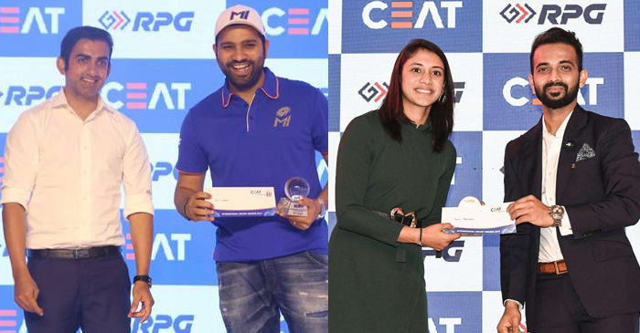 CEAT Cricket Rating Awards 2019