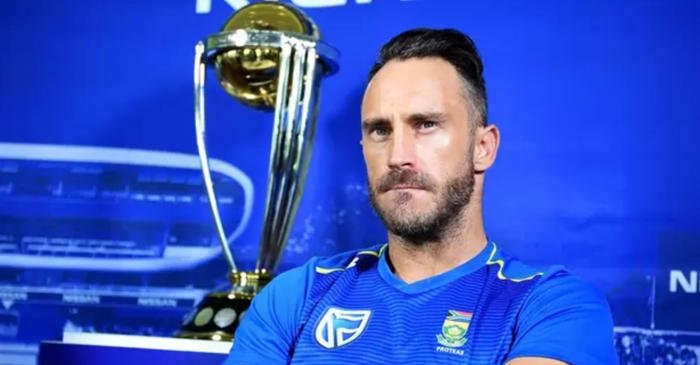 ICC World Cup 2019: How South Africa can remove 'chokers' tag? answers Faf du Plessis