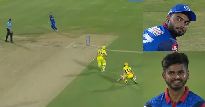 Faf du Plessis, Shane Watson terrible mix-up