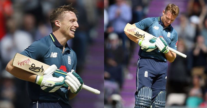 Twitter erupts as Jos Buttler smashes England's second-fastest ODI century against Pakistan