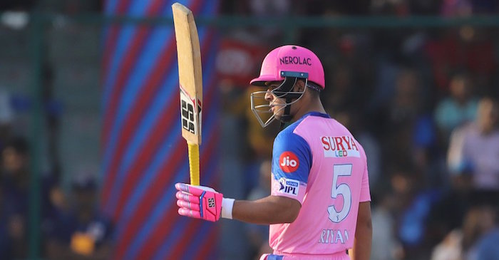IPL 2019: Riyan Parag becomes the youngest player to score an IPL half-century