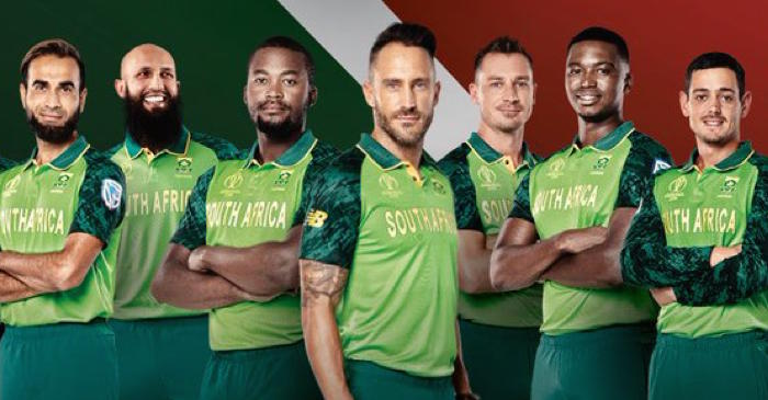 South Africa world cup 2019