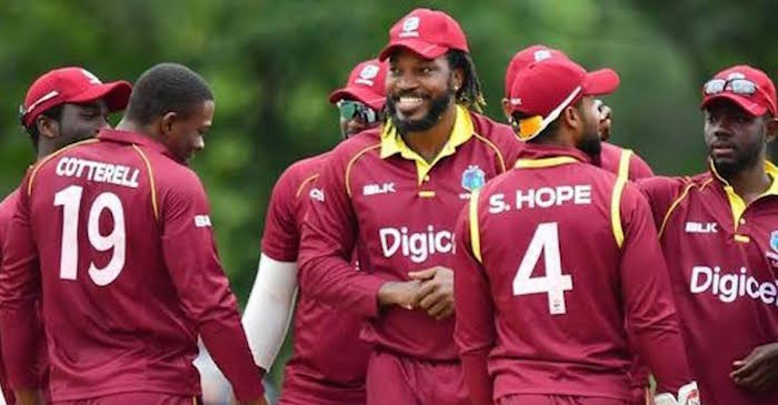 West Indies world cup 2019 squad