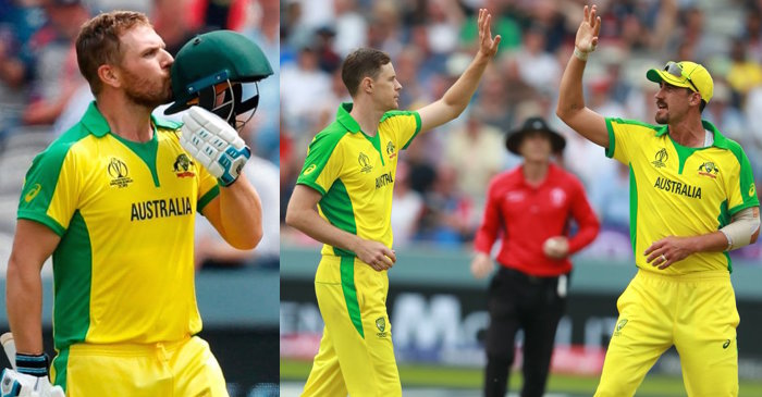 CWC 2019 – Twitter Reactions: Finch, Behrendorff and Starc shine as Australia thrash England to move into semis