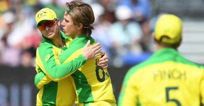 Adam Zampa world cup