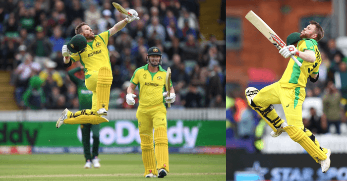 ICC World Cup 2019 – Twitter Reactions: David Warner scores his first ton after a year-long ban
