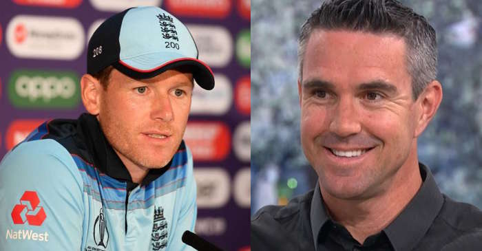 "ICC World Cup 2019: England captain Eoin Morgan responds to Kevin Pietersen's ""scared of Starc"" remark"