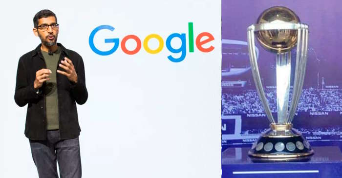 Google CEO Sundar Pichai, World Cup 2019
