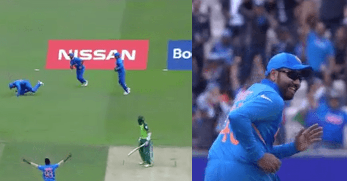 ICC World Cup 2019 – WATCH: Rohit Sharma's Impromptu Dance after dismissing Hashim Amla