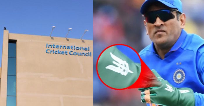 World Cup 2019: ICC requests BCCI to remove Indian Army insignia from MS Dhoni's gloves