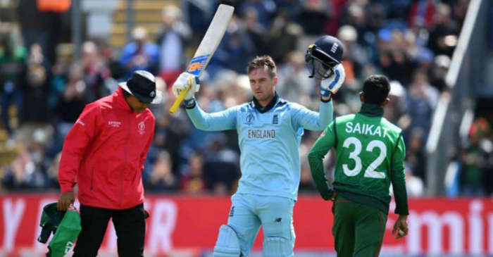 ICC World Cup 2019: Twitter Reactions – Jason Roy's 153 helps England secure easy win over Bangladesh