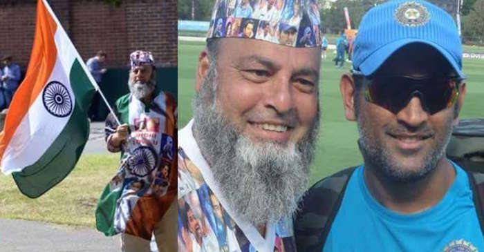 ICC World Cup 2019: Meet the Pakistan-born cricket fan who gets match tickets from MS Dhoni