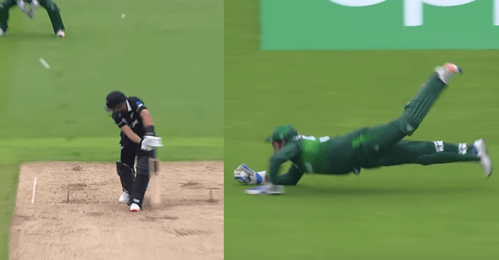 Ross Taylor, Sarfaraz Ahmed