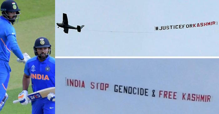 World Cup 2019: BCCI files written complaint with ICC after anti-India banners fly above Headingley during India-Sri Lanka match