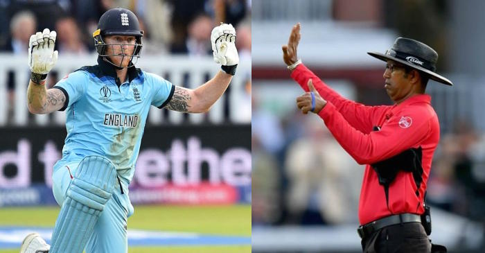 World Cup 2019 Final: Kumar Dharmasena denies Ben Stokes requesting the withdrawal of overthrow runs