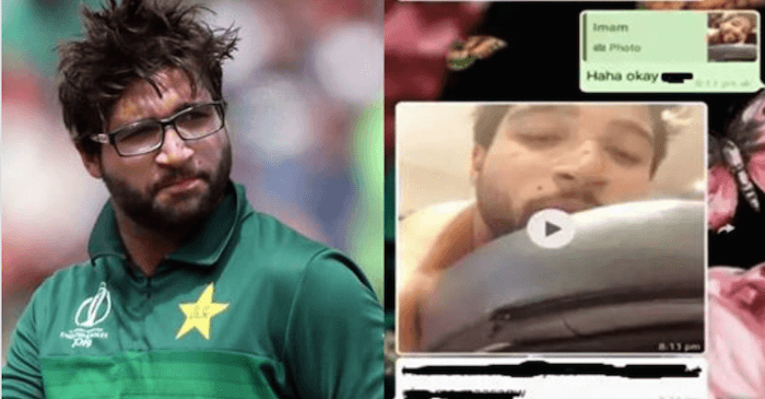 Imam-ul-Haq apologizes to PCB after being exposed by multiple women on social media