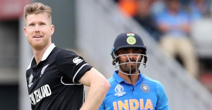 James Neesham request to Indian fans