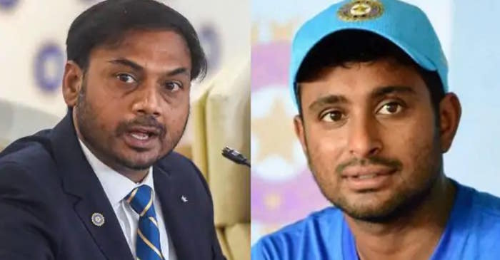 MSK Prasad lets out an unexpected reaction on Ambati Rayudu's sarcastic 3D glasses tweet