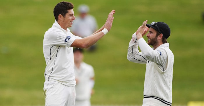 New Zealand announce squad for two-match Test series against Sri Lanka
