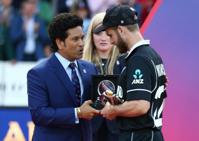 Player of the tournament - Kane Williamson