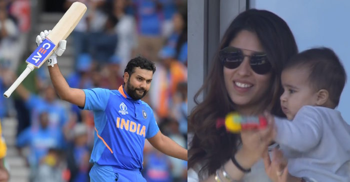 CWC 2019: Cricketing world lauds Rohit Sharma as he becomes the first ever player to hit five centuries in a single World Cup