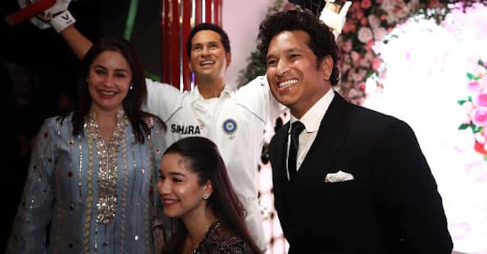 'Emotional' Sachin Tendulkar reacts after being inducted into the ICC Hall of Fame