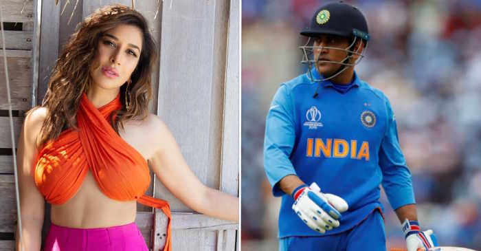 ICC World Cup 2019: In a series of tweets, Sophie Choudry slams fans for criticising India veteran MS Dhoni
