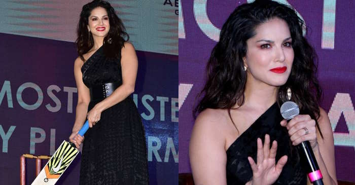 Bollywood actress Sunny Leone reveals her favourite cricketer