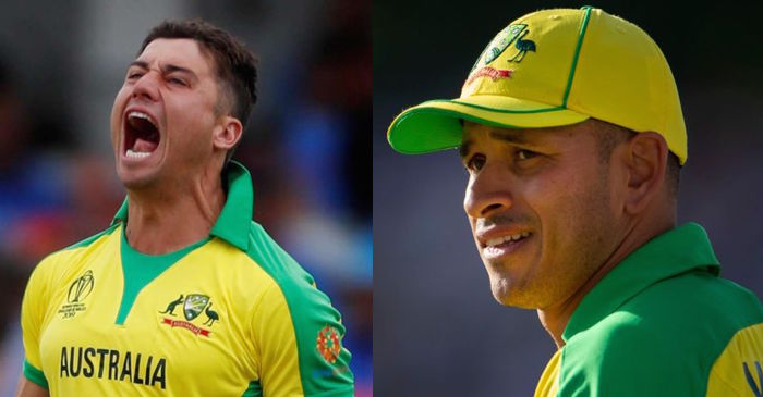 CWC 2019: Australia names the cover for injured Marcus Stoinis, Usman Khawaja ahead of England semi-final