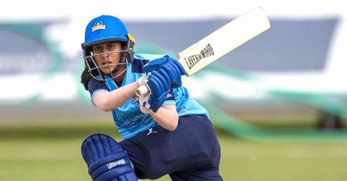 Jemimah Rodrigues breaks Lizelle Lee's record to slam the fastest century in KSL history