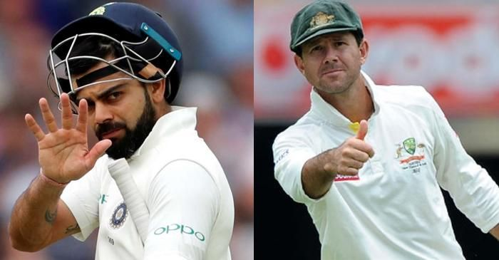 West Indies vs India: Virat Kohli close to equalling Ricky Ponting's record in the Antigua test