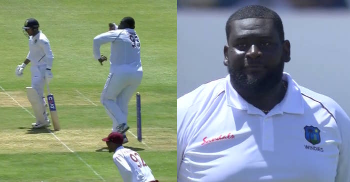 West Indies vs India: 6 ft 5 in, 140 kg – 'Mountain man' Rahkeem Cornwall makes unique record on Test debut