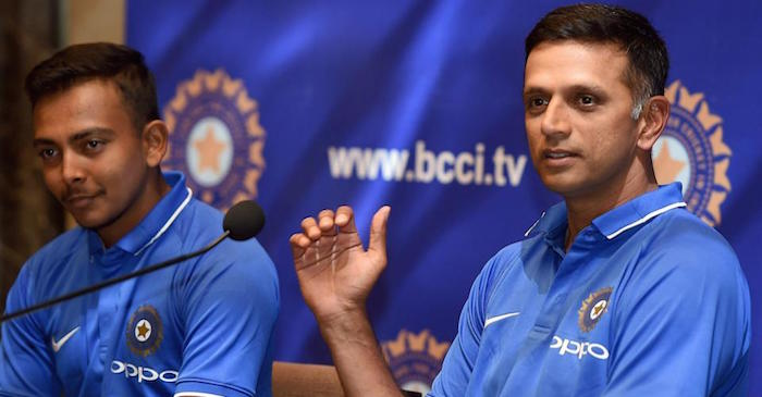 Rahul Dravid will no longer be the head coach of India A and U19 teams, replacement announced