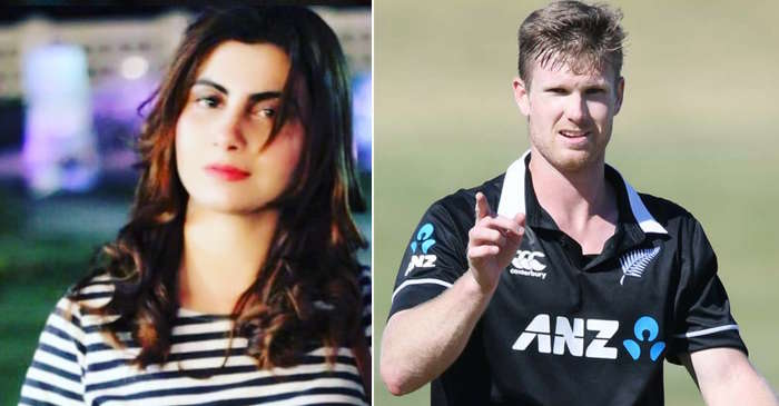 James Neesham gives a witty reply to a Pakistani TV actress asking him to be the father of her future kids