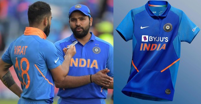 Virat Kohli-led Team India to sport a new brand on their jersey in upcoming South Africa series