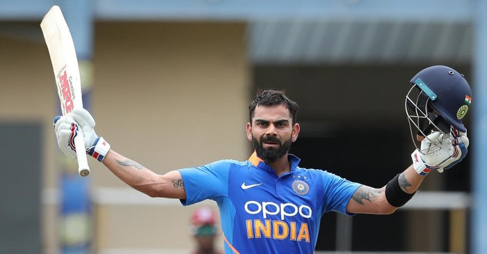 West Indies vs India, 2nd ODI: Twitter hails record-breaking Virat Kohli after his majestic ton