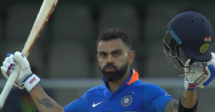 Virat Kohli ODI century 43