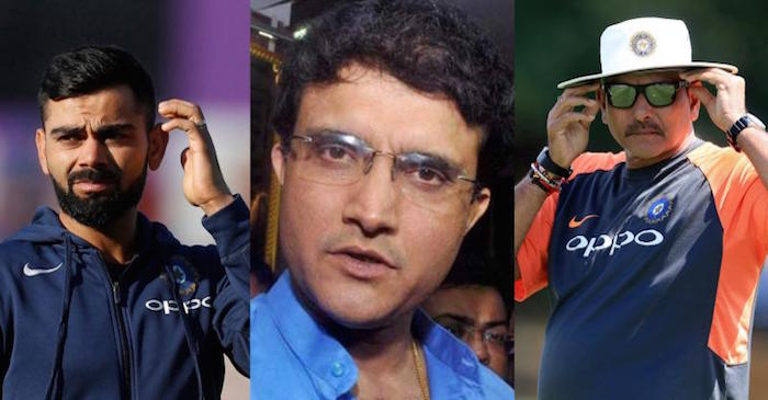 Sourav Ganguly feels Virat Kohli has every right to share his opinion on coach selection