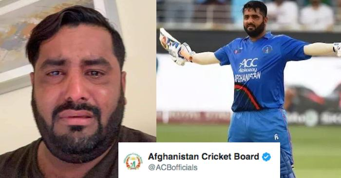 ACB finally suspends Mohammad Shahzad for one year