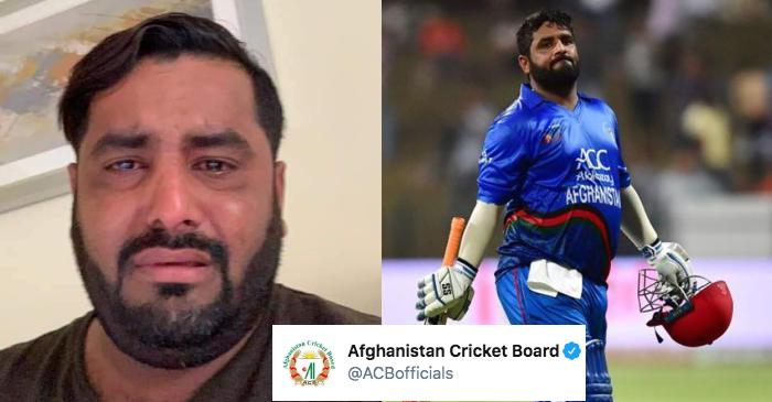 After World Cup 2019 drama, ACB suspends Mohammad Shahzad indefinitely
