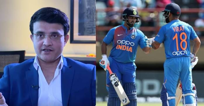 Sourav Ganguly names Indian players with X-Factor for the T20 World Cup 2020