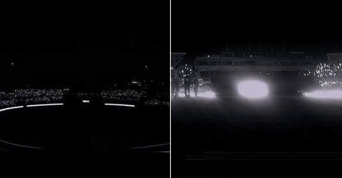 WATCH: Crowd pull out smartphones to provide light after power-failure halted Bangladesh vs Zimbabwe T20I in Dhaka