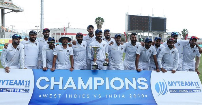 India beat West Indies