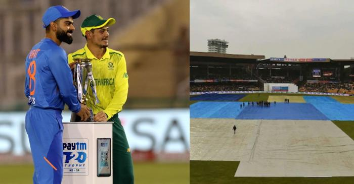 India vs South Africa 3rd T20I: Bengaluru weather forecast today