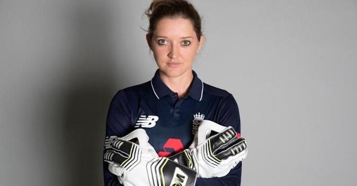 Twitter bids adieu to 'lightning fast' Sarah Taylor after she announces retirement from international cricket
