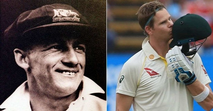 Sir Don Bradman, Steve Smith
